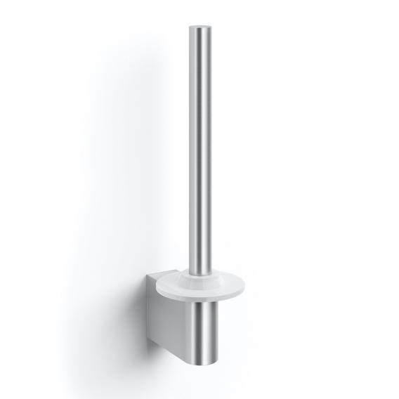 Zack ATORE Ersatz-Toilettenpapierhalter edelstahl gebürstet