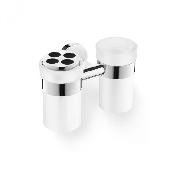Zack SCALA Doppel-Glashalter mit Zahnputzglas