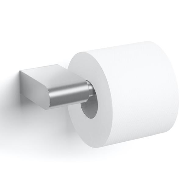 Zack ATORE Toilettenpapierhalter edelstahl gebürstet