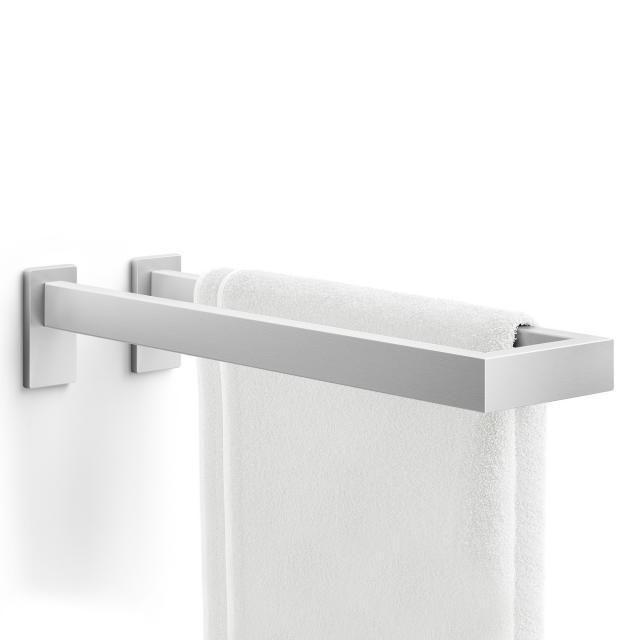 Zack LINEA Doppel-Handtuchhalter edelstahl gebürstet