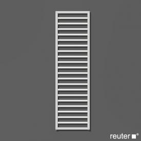 Villeroy & Boch by Zehnder Subway Badheizkörper Höhe 1549 mm weiss Breite 600 mm, 772 Watt