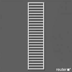 Villeroy & Boch by Zehnder Subway Badheizkörper Höhe 1837 mm weiss Breite 600 mm, 898 Watt