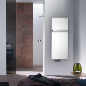 Zehnder Fina Bar Badheizkörper für Warmwasserbetrieb weiß, 882 Watt