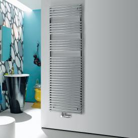 Zehnder forma Badheizkörper für Warmwasser- oder gemischten Betrieb chrom Breite 596 mm, 827 Watt