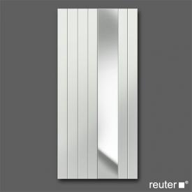 Zehnder nova mirror Badheizkörper weiss Breite 780 mm, 976 Watt