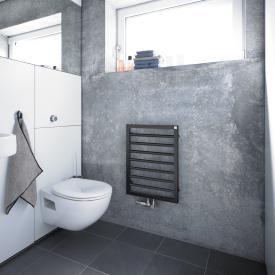 Zehnder Subway Badheizkörper für reinen Warmwasserbetrieb volcanic, 310 Watt