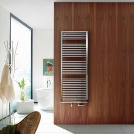 Zehnder Universal Badheizkörper für Warmwasser- oder Mischbetrieb chrom, einlagig, 623 Watt