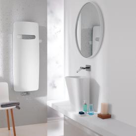 Zehnder Vitalo Spa Badheizkörper für Warmwasserbetrieb weiß, 595 Watt
