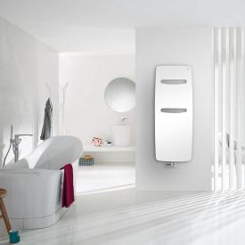 Zehnder Vitalo Spa Badheizkörper für Warmwasserbetrieb weiß, 605 Watt