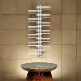 Zehnder Yucca Badheizkörper für Warmwasser- oder Mischbetrieb weiß, einlagig, 541 Watt