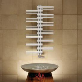 Zehnder Yucca Badheizkörper für Warmwasser- oder Mischbetrieb weiß, einlagig, 661 Watt