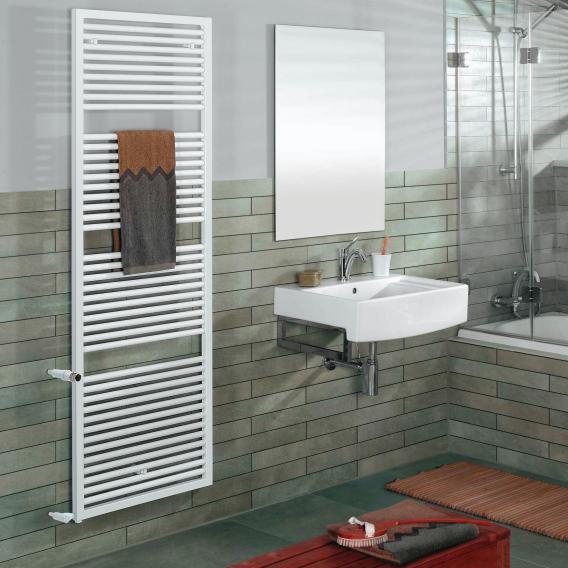 Zehnder Universal Badheizkörper als Austauschmodell für Warmwasserbetrieb weiß, NA 50 cm, 919 Watt