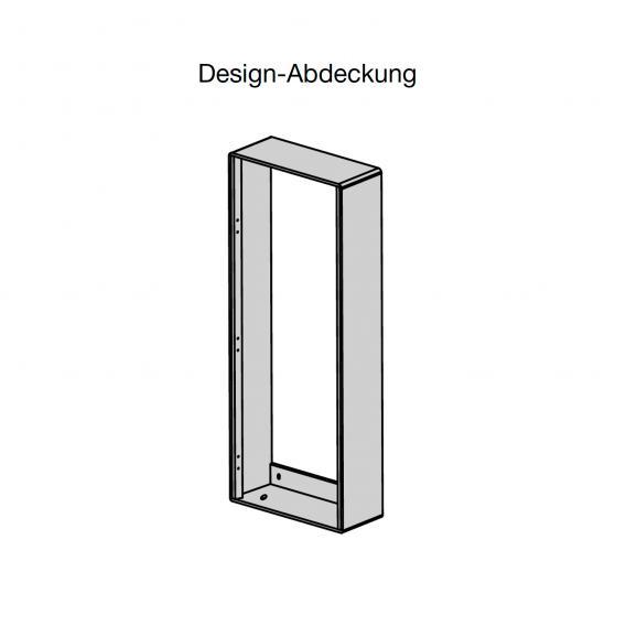 Zehnder Zenia Design-Abdeckung für Aufputzinstallation