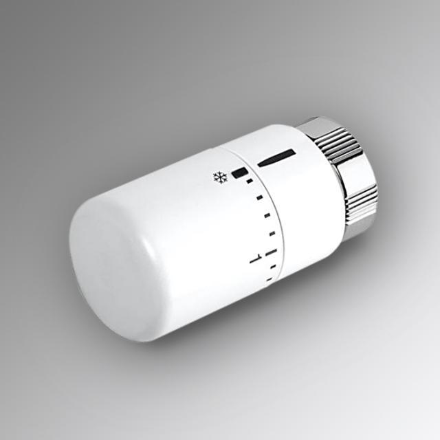 Zehnder Design Line Thermostat weiß