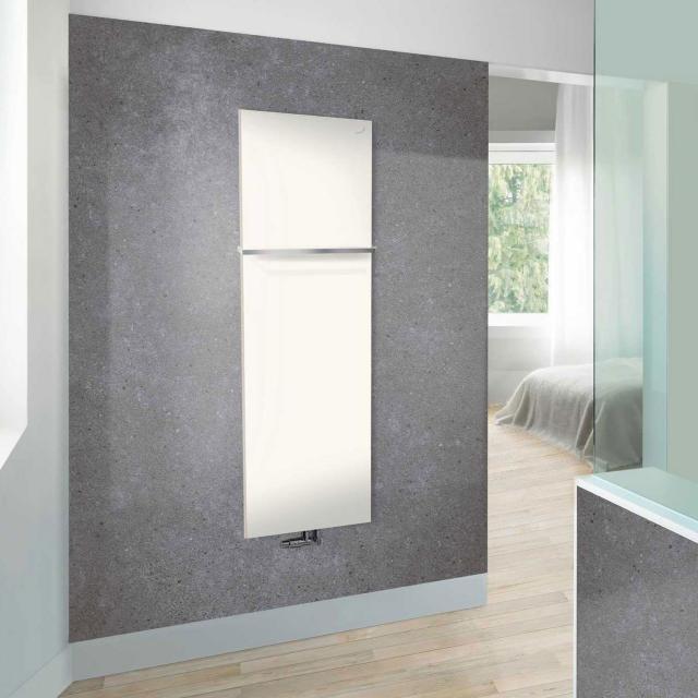 Zehnder Fina Lean Bar Designheizkörper für Warmwasserbetrieb 1008 Watt