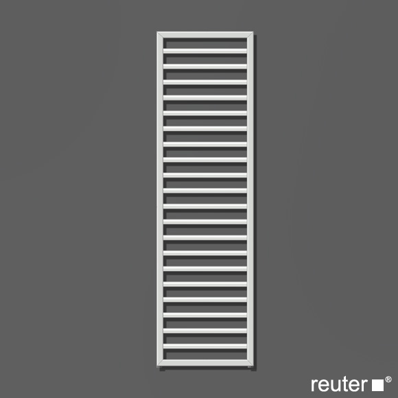 Villeroy U0026 Boch By Zehnder Subway Badheizkörper Höhe 1549 Mm Weiss Breite  600 Mm, 772 Watt   ZS300260B100000# SUB 150 060 | REUTER