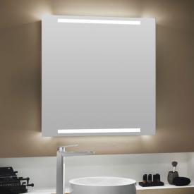 Zierath Como LED Lichtspiegel mit LED-Beleuchtung