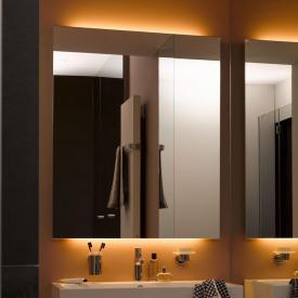 Zierath Monza LED Lichtspiegel mit LED-Beleuchtung