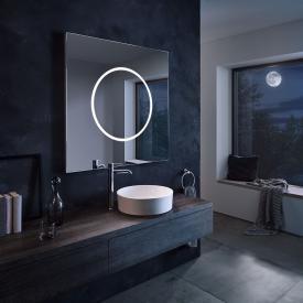 Zierath Moon Lichtspiegel mit LED-Beleuchtung
