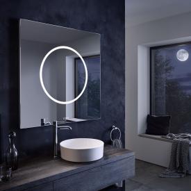 Zierath Moon Pro 2.0 Lichtspiegel mit LED-Beleuchtung