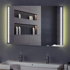 Zierath Tiber Plus Lichtspiegel mit LED-Beleuchtung