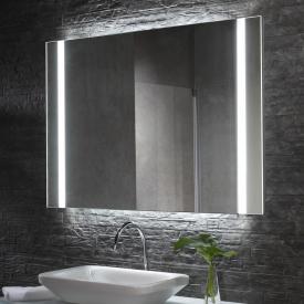 Zierath YourStyle Pro S Deluxe Lichtspiegel mit LED-Beleuchtung