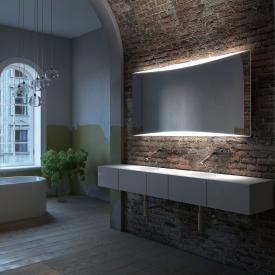Zierath Z2 Pro 2.0 Lichtspiegel mit LED-Beleuchtung