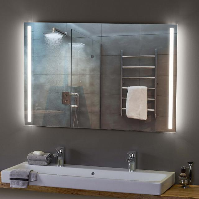 Zierath Aledo Plus Lichtspiegel mit LED-Beleuchtung