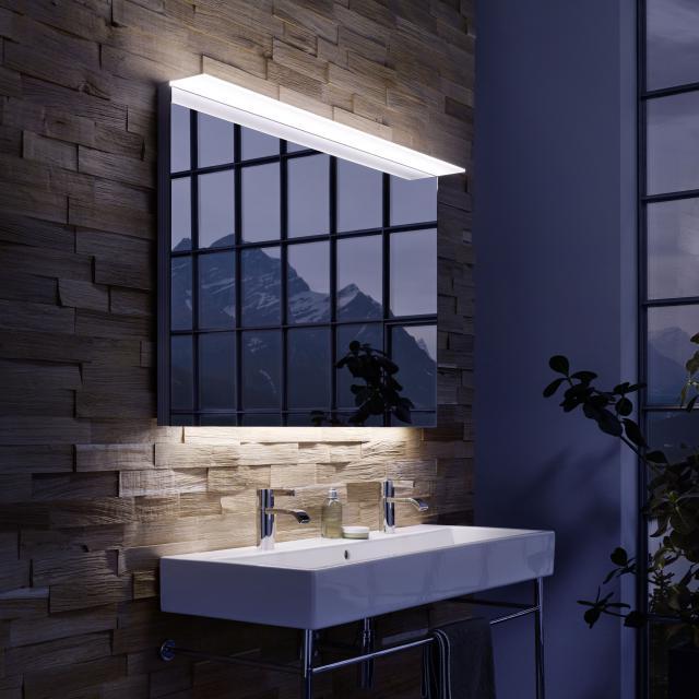 Zierath Avela Lichtspiegel mit LED-Beleuchtung mit Sensorschalter