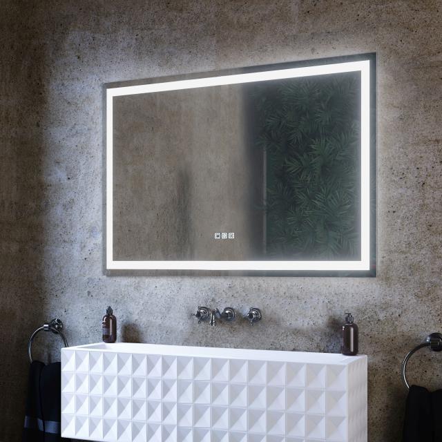 Zierath Corni Lichtspiegel mit LED-Beleuchtung