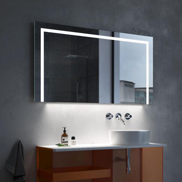 Zierath Gate Pro 2.0 Premium Lichtspiegel mit LED-Beleuchtung
