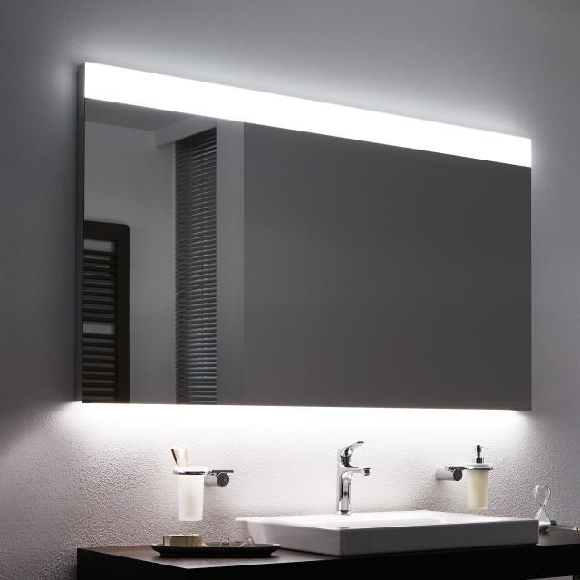 Zierath Highway Lichtspiegel mit LED-Beleuchtung mit Sensorschalter