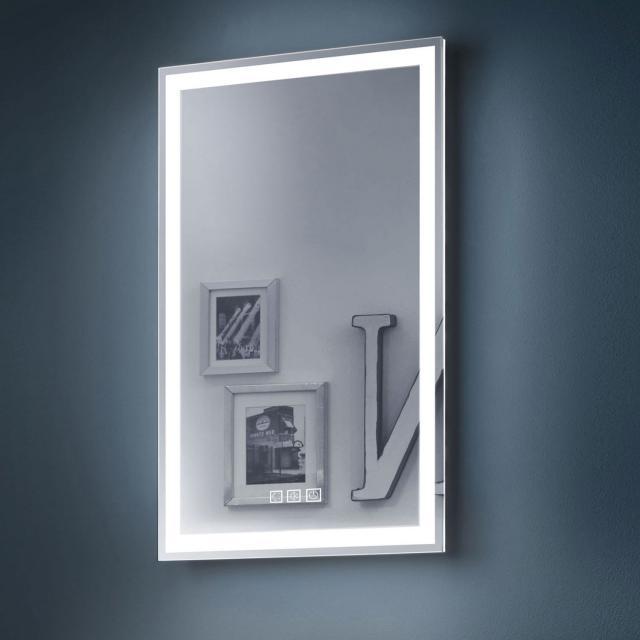 Zierath Visibel Pro 2.0 Lichtspiegel mit LED-Beleuchtung