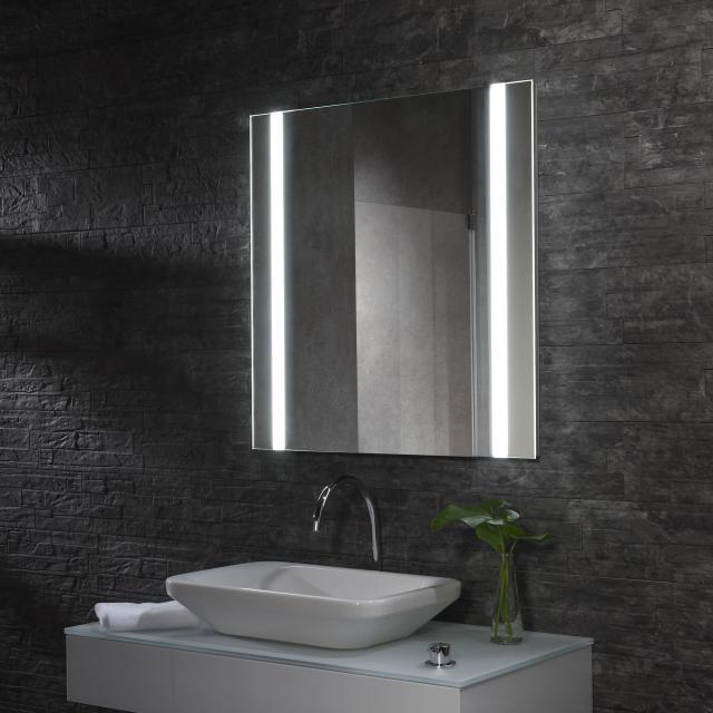 Zierath YourStyle Pro S 2.0 Lichtspiegel mit LED-Beleuchtung