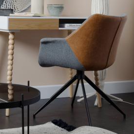 Zuiver Doulton Stuhl mit Armlehnen