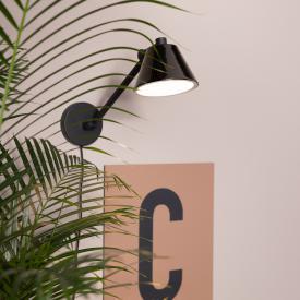 Zuiver Lub LED Wandleuchte mit Zuleitung und Dimmer