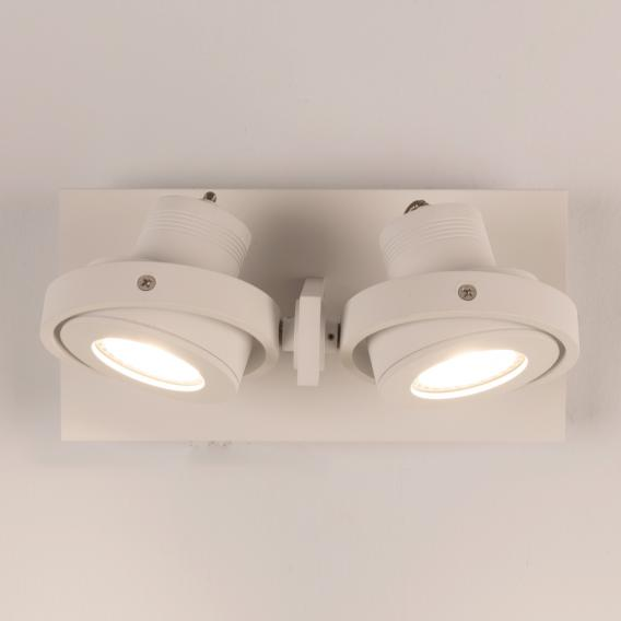 Zuiver Luci-2 LED Wandleuchte/ Deckenleuchte/ Spot