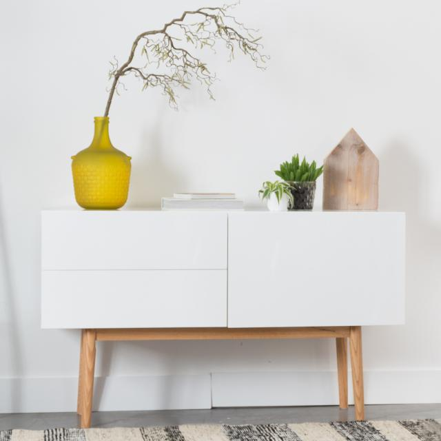 Zuiver High on Wood Sideboard