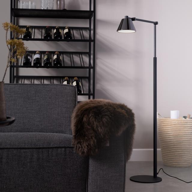 Zuiver Lub LED Stehleuchte mit Dimmer