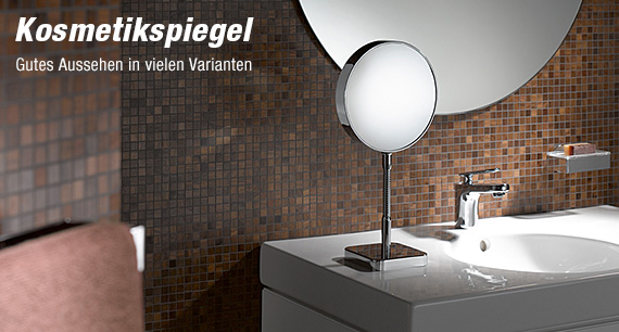 kosmetikspiegel kaufen schminkspiegel reuter onlineshop. Black Bedroom Furniture Sets. Home Design Ideas