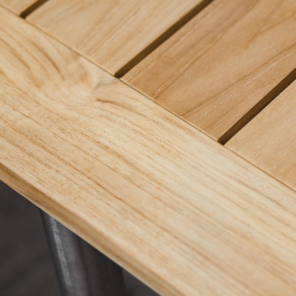 GartenmObel Holz Winter Drausen