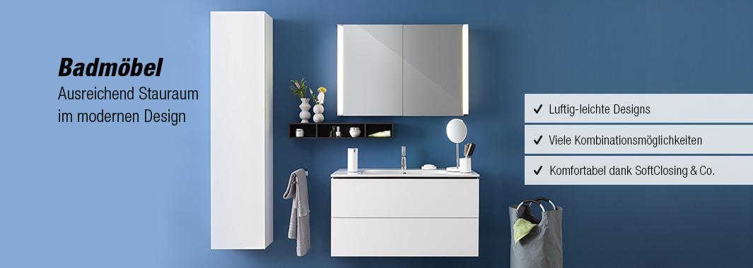 reuter - online shop für badezimmer, leuchten und möbel, Hause ideen