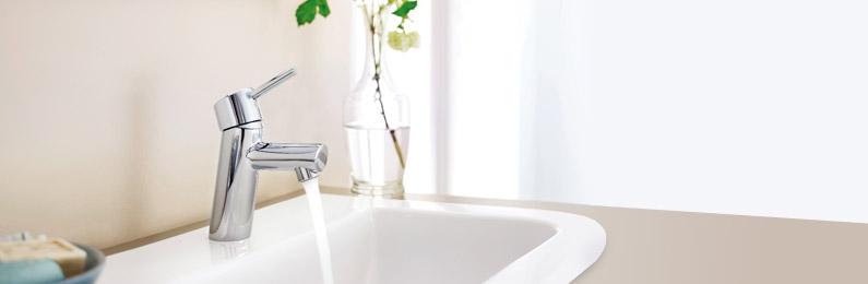 waschtischmischer waschbeckenmischer von reuter. Black Bedroom Furniture Sets. Home Design Ideas