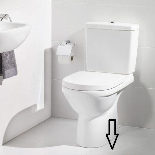 WC & Toilette » Toilettenschüssel kaufen bei REUTER