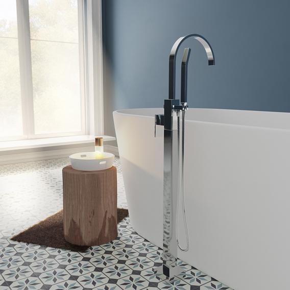 Badewannenarmatur Bad Einhebelmischer Badewanne Wanne Armatur Brause Anschluss