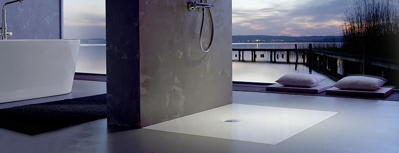ebenerdige duschtasse fr die dusche with ebenerdige duschtasse awesome dusche im trend with. Black Bedroom Furniture Sets. Home Design Ideas