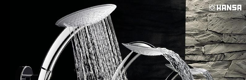 hansa duschsysteme g nstig kaufen reuter onlineshop. Black Bedroom Furniture Sets. Home Design Ideas