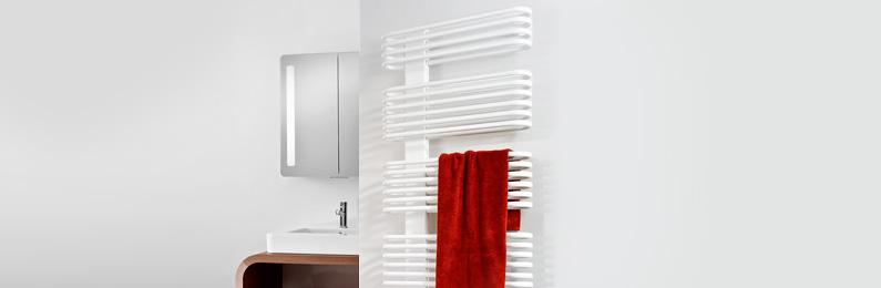 Handtuchhalter Heizung Strom